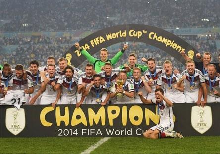 HLV Joachim Loew: Đức xứng đáng giành cúp vàng