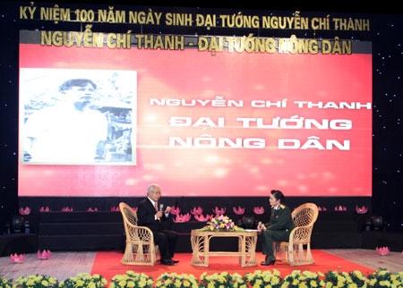 """""""Nguyễn Chí Thanh-Đại tướng nông dân"""""""