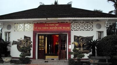 Ngày cuối năm trên quê hương Đại tướng Nguyễn Chí Thanh
