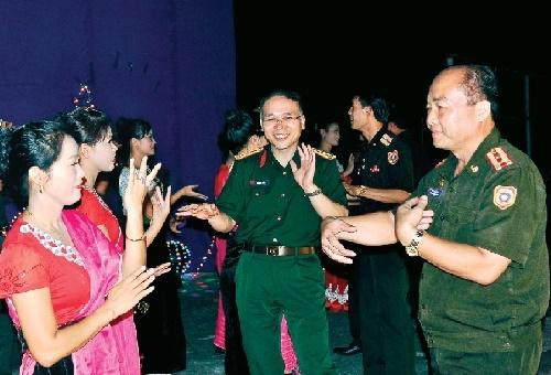 Những bước chân nhà báo chiến sĩ