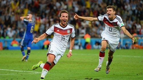Đức trở thành