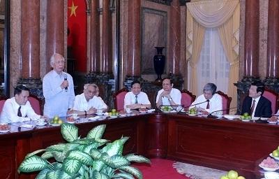 Nghĩ về bản lĩnh báo chí Việt Nam và người làm báo Việt Nam (*)