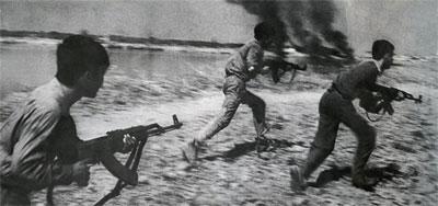 Kỳ 1: Đánh địch giải phóng cố đô Xiêm Riệp