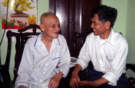 Cựu du kích Ba Tơ nhớ Điện Biên Phủ