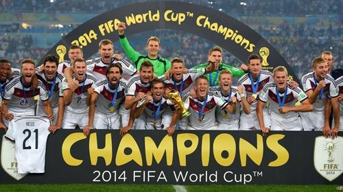 Đức vô địch và những kỷ lục được phá tại World Cup 2014