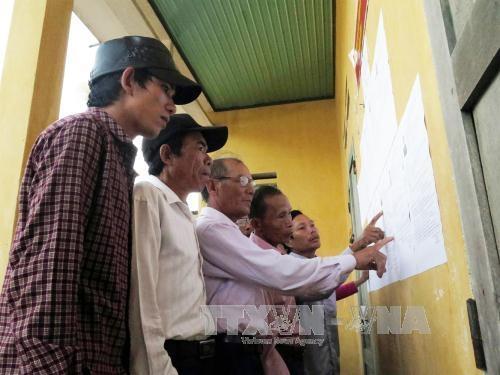 Chánh Văn phòng Hội đồng bầu cử quốc gia Nguyễn Hạnh Phúc: Khoảng 80,51% cử tri đã tham gia bỏ phiếu