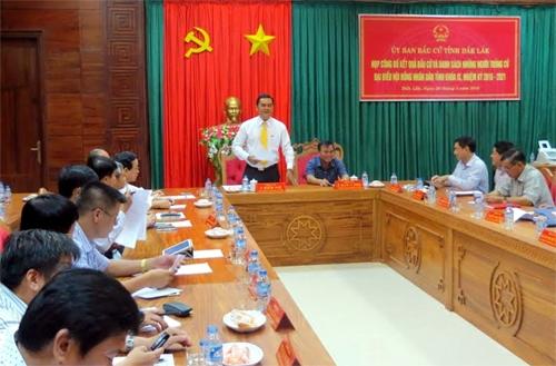 9 người trúng cử đại biểu Quốc hội tại Đắk Lắk
