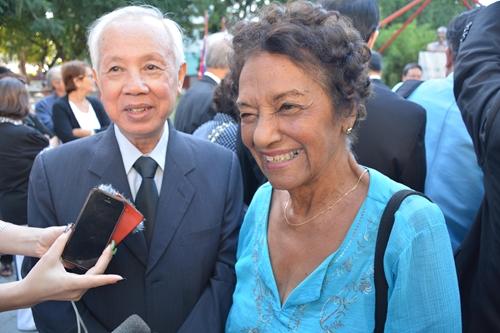 Ký ức Việt Nam của nữ nhà báo Cu-ba
