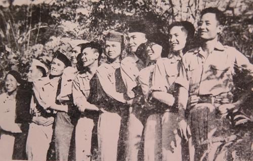 Tổng hành dinh Tết kháng chiến đầu tiên
