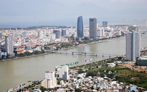 Đi dọc sông Hàn...