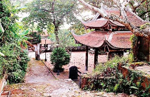 Núi Đọi chùa Đọi Hào quang lịch sử
