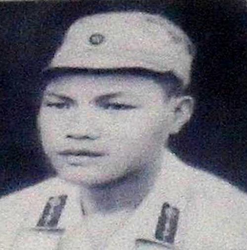 Đồng chí Phan Oanh hy sinh tại huyện Viêng Thoong (Lào)