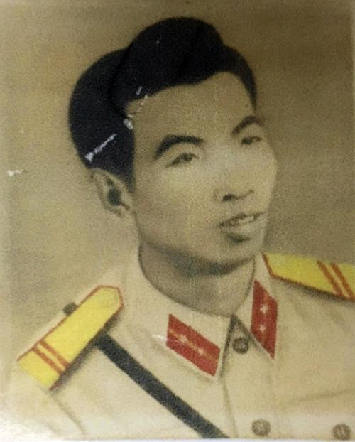 Đồng chí Khúc Văn Đãn hy sinh tại dốc Tăng Cát (Hạ Lào)