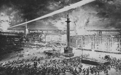 Cách mạng Tháng Mười và phong trào giải phóng dân tộc trên thế giới
