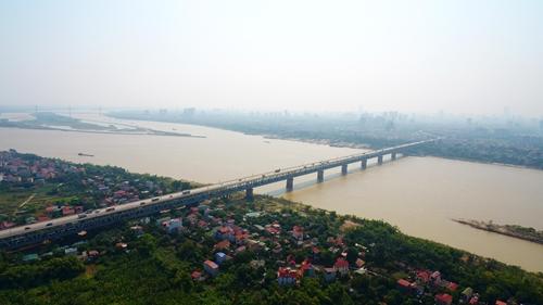 Cầu Thăng Long - nơi thấm đậm tình bạn Việt-Xô