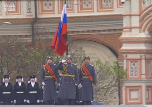 Nga tổ chức diễu binh kỷ niệm 76 năm lễ duyệt binh phòng thủ Moscow năm 1941