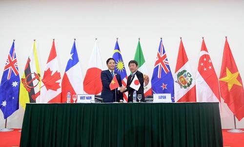 Thời điểm đạt được một hiệp định mới thay thế cho TPP đến rất gần