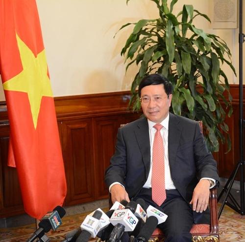 Thành công của Năm APEC 2017 ghi nhận nhiều đóng góp của Việt Nam