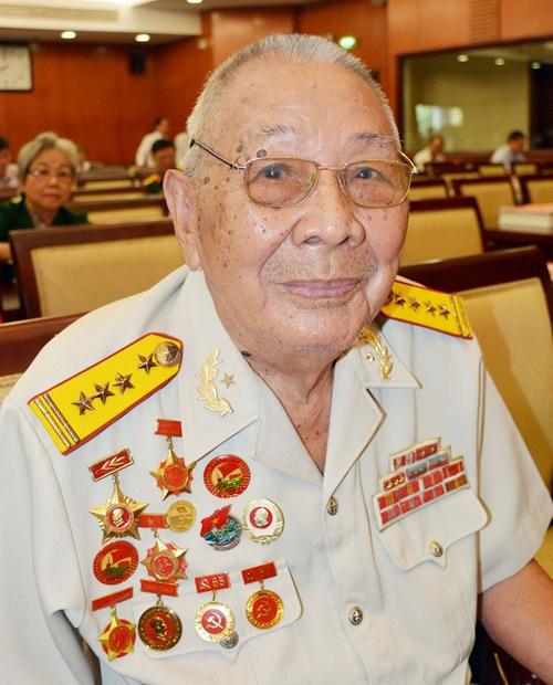 Niềm đau đáu của Đại tá Trần Minh Sơn