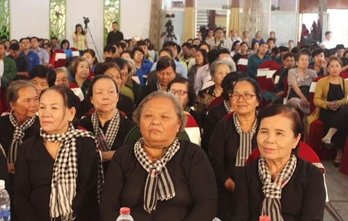 """Giao lưu """"Nữ Biệt động Sài Gòn – Chợ Lớn – Gia Định"""""""