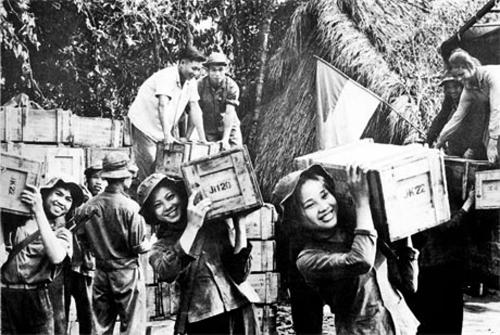 Bài học về công tác bảo đảm hậu cần trong Tổng tiến công và nổi dậy Xuân Mậu Thân 1968