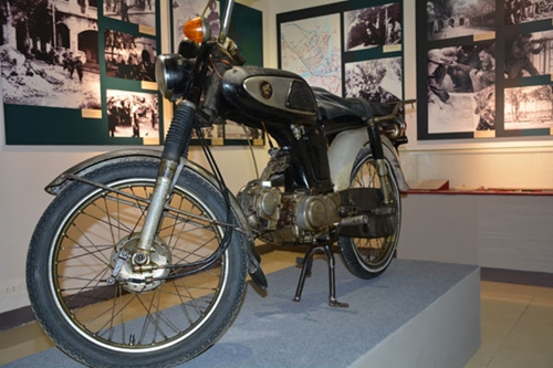 Những kỷ vật được sử dụng trong cuộc Tổng tiến công và nổi dậy Xuân Mậu Thân 1968