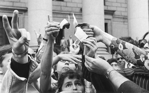 Nước Mỹ những ngày Tết Mậu Thân 1968