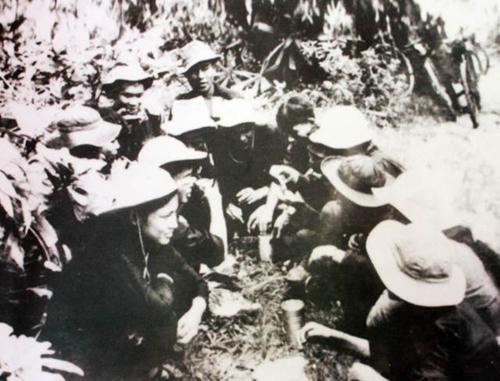 Tạo và nắm thời cơ trong cuộc Tổng tiến công và nổi dậy Xuân Mậu Thân 1968