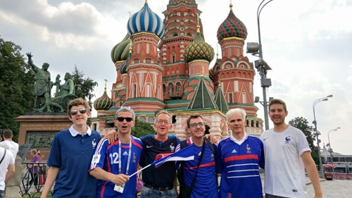Trước trận chung kết FIFA World Cup 2018: Niềm tin tất thắng