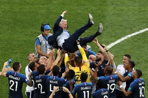 Con đường đến chức vô địch World Cup 2018 của đội tuyển Pháp