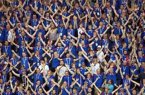 Những hình ảnh ấn tượng về World Cup 2018