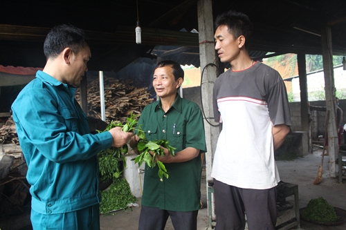 Ông Thành thương binh và câu chuyện xóa nghèo ở Minh Tiến