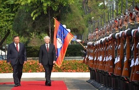Thúc đẩy quan hệ Việt Nam - Campuchia đi vào chiều sâu, ổn định và bền vững