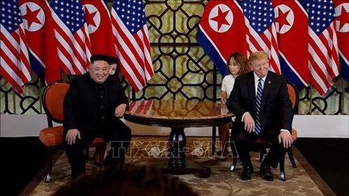 Tổng thống D.Trump và Chủ tịch Kim Jong-un bắt đầu ngày thứ hai của Hội nghị thượng đỉnh Hoa Kỳ - Triều Tiên