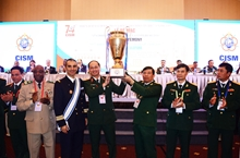 Bế mạc Phiên họp Đại hội đồng Thể thao quân sự quốc tế lần thứ 74 Thúc đẩy tình hữu nghị, đoàn kết giữa quân đội các nước