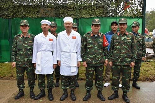 Đội tuyển Bếp Dã chiến Việt Nam thẳng tiến vào vòng chung kết