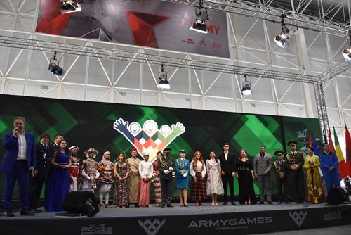 Độc đáo văn hóa Việt ở Army Games 2019