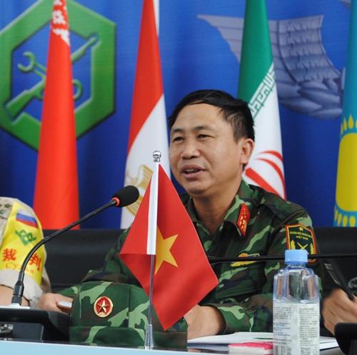 Hình ảnh Quân đội nhân dân Việt Nam đã để lại ấn tượng tốt đẹp với bạn bè quốc tế