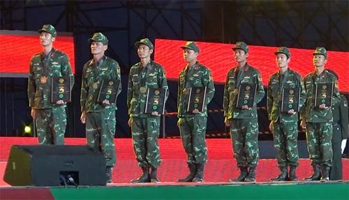 Bế mạc Army Games tại Trung Quốc, Đội tuyển Hóa học nhận Huy chương Đồng