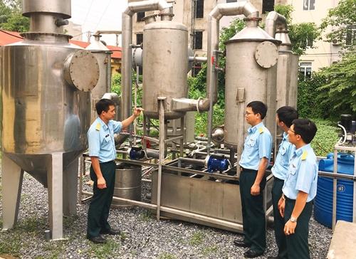 Đơn vị tiên phong xử lý chất thải hóa chất, góp phần bảo vệ môi trường