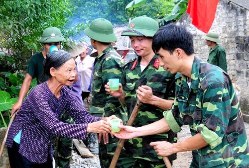 Bài 1: Từ tự vệ đỏ đến Quân đội nhân dân