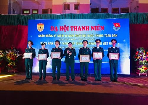 Học viện Quân y tổ chức chương trình Dạ hội thanh niên