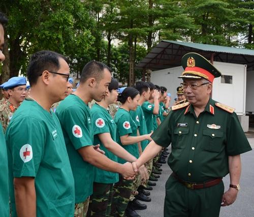 Quân đội nhân dân Việt Nam luôn sẵn sàng chiến đấu và chiến thắng nhưng chỉ muốn hòa hiếu, hợp tác