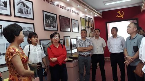 Nơi thành lập Chi bộ Cộng sản trong nước đầu tiên