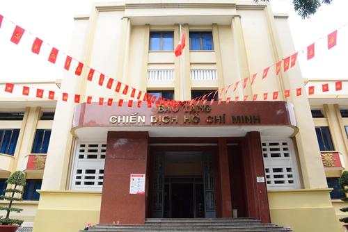 Phát huy giá trị hiện vật trong Chiến dịch Hồ Chí Minh lịch sử
