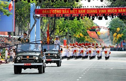 Thắng lợi của Chiến dịch Hồ Chí Minh - biểu tượng sinh động tinh thần quyết chiến, quyết thắng của toàn Đảng, toàn dân và toàn quân