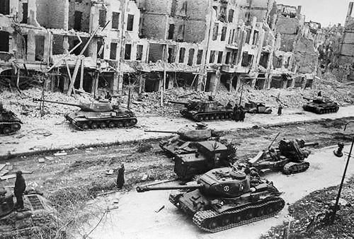 Chiến dịch giải phóng Berlin - những điều ít biết