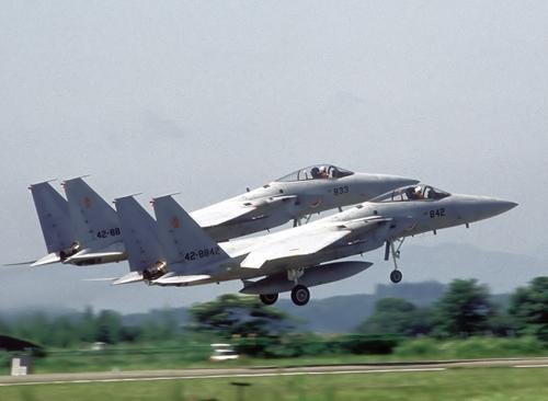 Nhật Bản nâng cấp quy mô lớn các đơn vị máy bay chiến đấu F-15