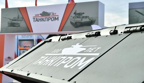 100 năm ngành chế tạo xe tăng thiết giáp của Liên Xô và Nga
