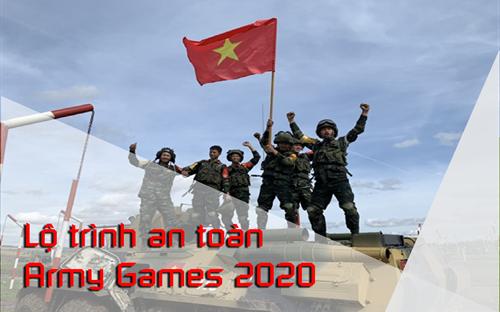 INFOGRAPHIC: Đội tuyển Công binh Việt Nam bảo vệ thành công Huy chương Đồng